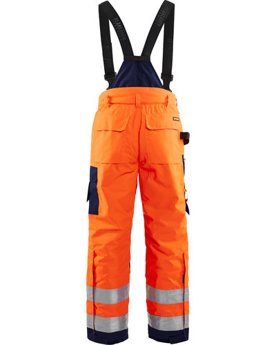 Blaklader 1885.1977 Fluor Winter werkbroek