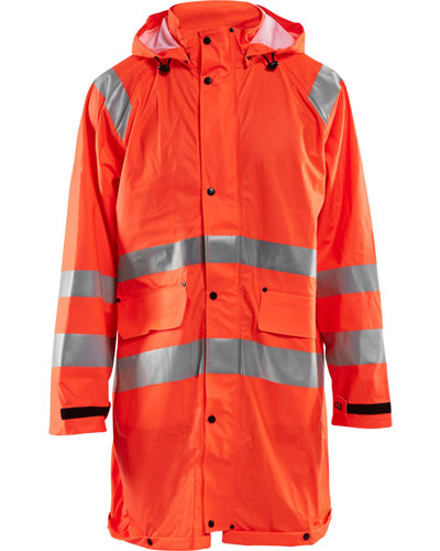 Blaklader High Vis Regenjas 4324 Level 1