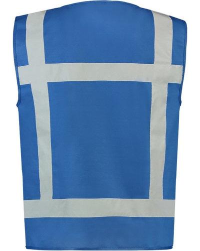 Tricorp Reflectie Vest blauw in 5 maten leverbaar