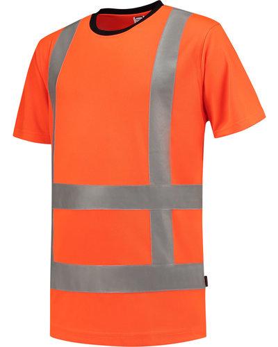 Tricorp RWS Birdseye T-shirt in geel of oranje
