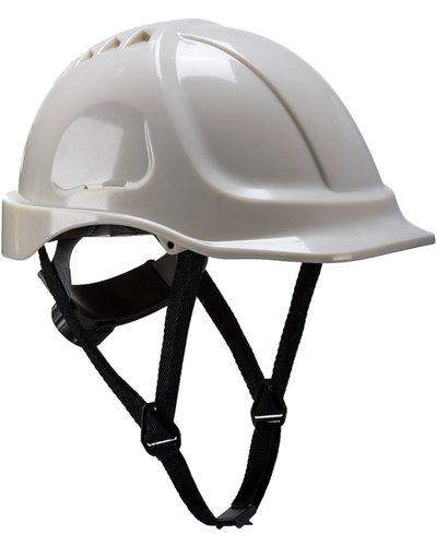 Portwest PG54 Glowtex helm, geeft licht in het donker!