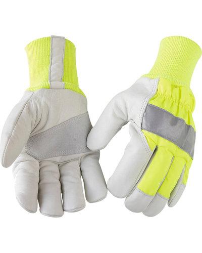 Blaklader Fluor Gele Handschoenen 2240