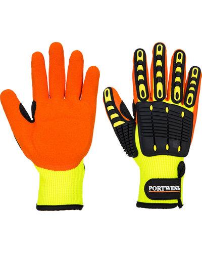 A721 Anti Impact Handschoenen met grip