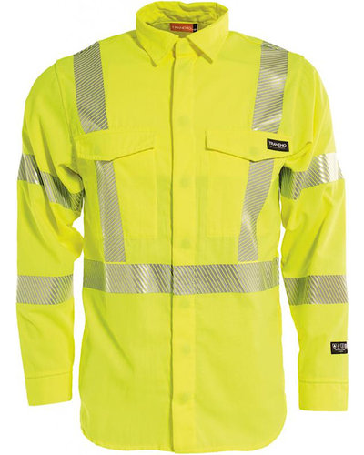 Tranemo Vlamvertragend Multinorm Overhemd
