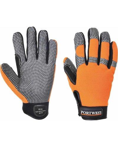 Portwest A735 Comfort Grip Hoge Prestatie Handschoenen