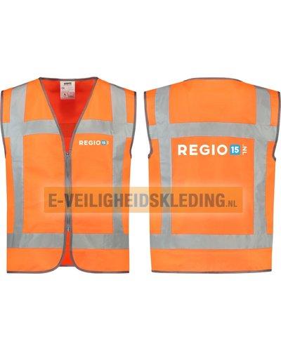 Plotlogo en bedrukken: Regio15.nl