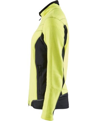 Blaklader 4924 Dames High Visibility Microfleece Vest