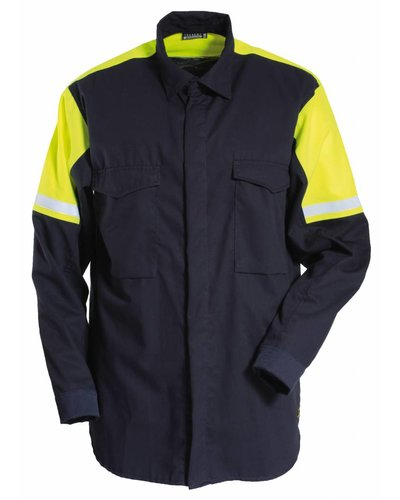 Tranemo Vlamvertragend Overhemd van Tranemo model 5770