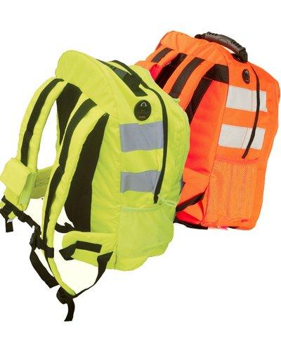 Portwest B905 Hi-Vis Rugtas, Oranje of geel