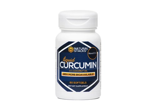 Natural Stacks Natural Stacks Curcumin