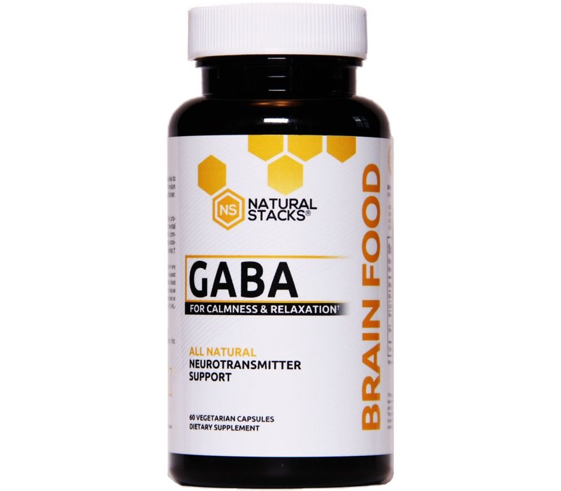 GABA BRAIN FOOD™