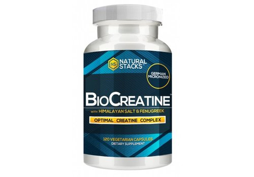 Natural Stacks BioCreatine™ Speciale Creatine Formule