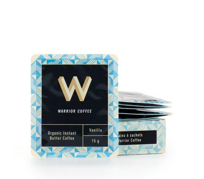 Warrior Coffee Vanille Butter Coffee