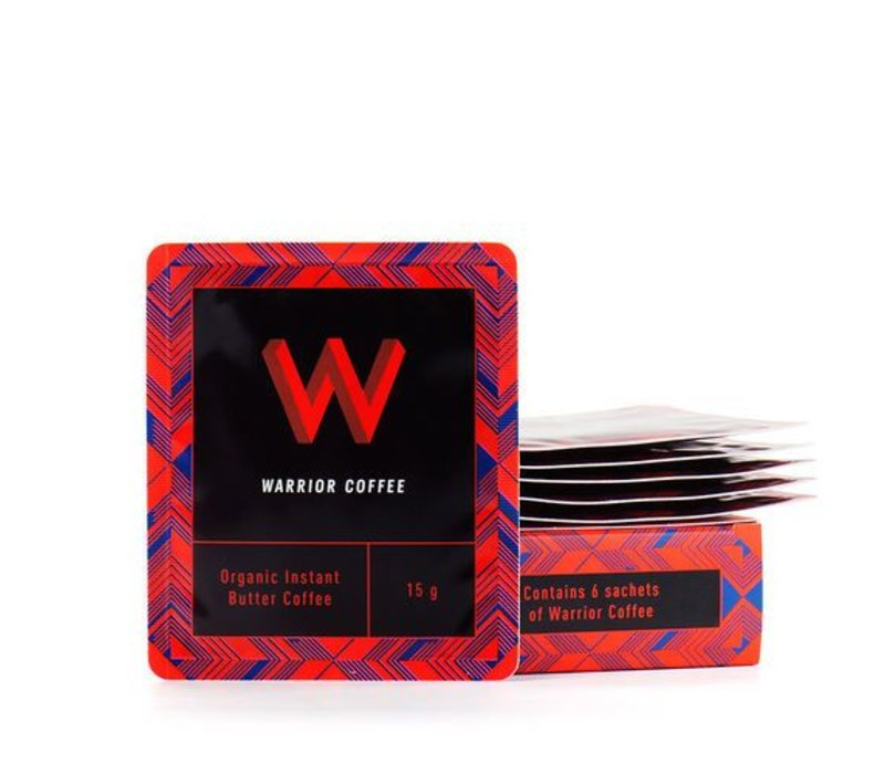 Warrior Coffee Original Butter Coffee