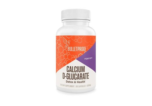 Bulletproof™ Calcium D-Glucarate