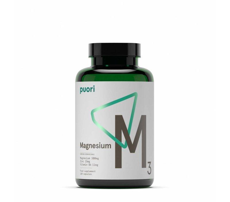 M3: Magnesium - 120 Kapseln