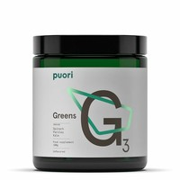 G3 unflavoured Greens