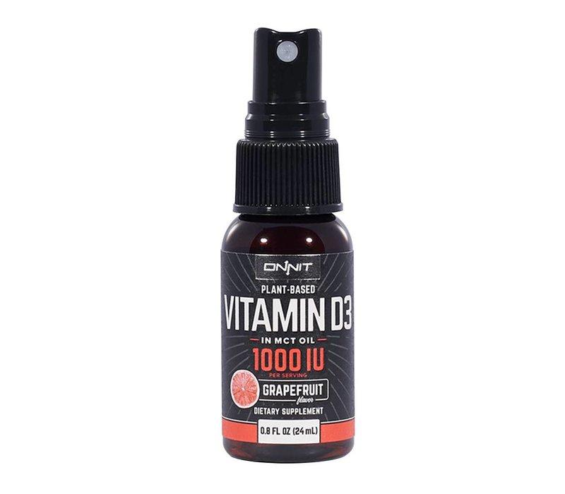 Vitamine D3 Spray in MCT Olie
