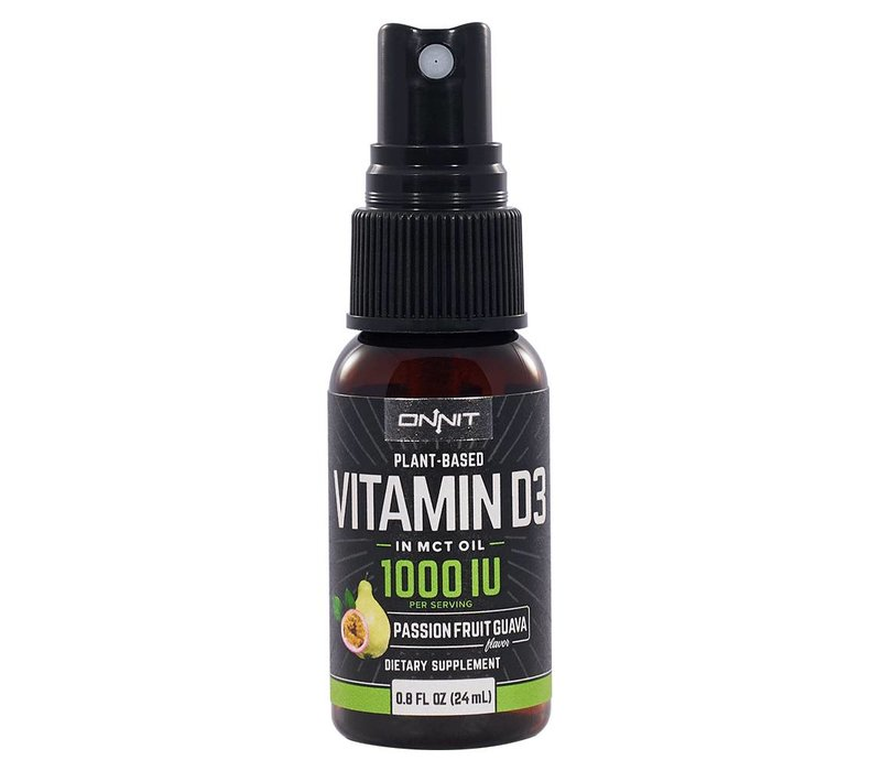 Vitamin D3 Spray in MCT Oil