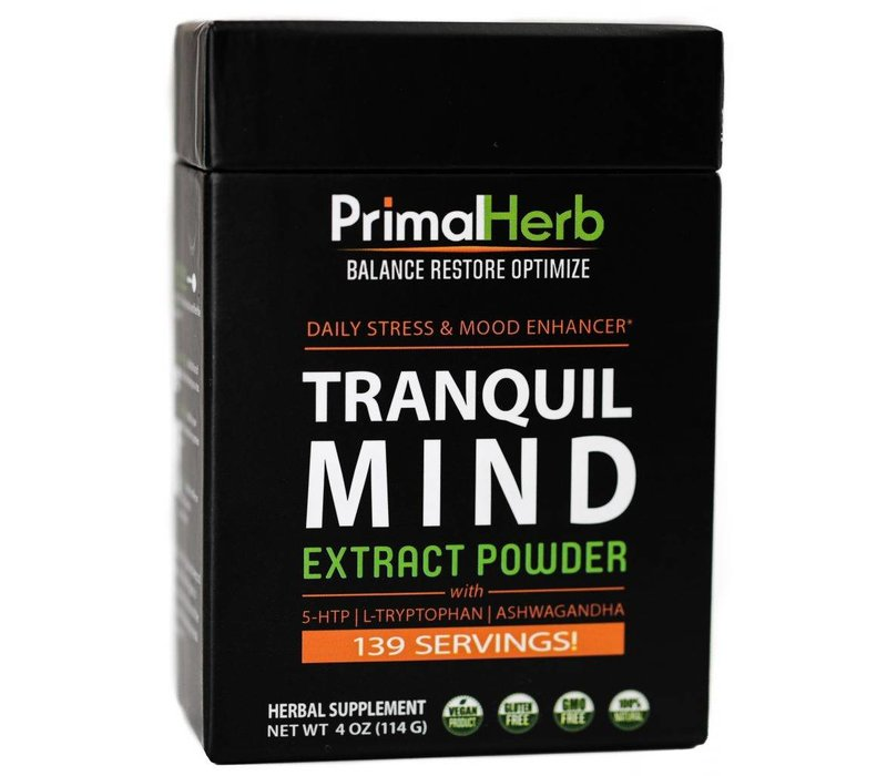 TRANQUIL MIND™ - Daily Stress & Mood Enhancer