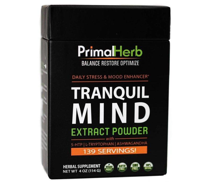TRANQUIL MIND™ -Voor de ontspanning