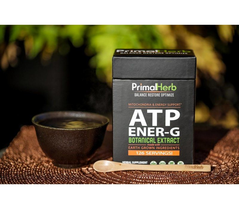 ATP ENER-G - Mitochondria & Energy Support