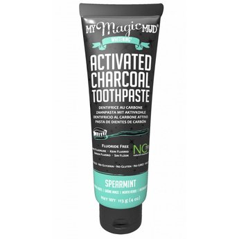 My Magic Mud Activated Charcoal toothpaste spearmint