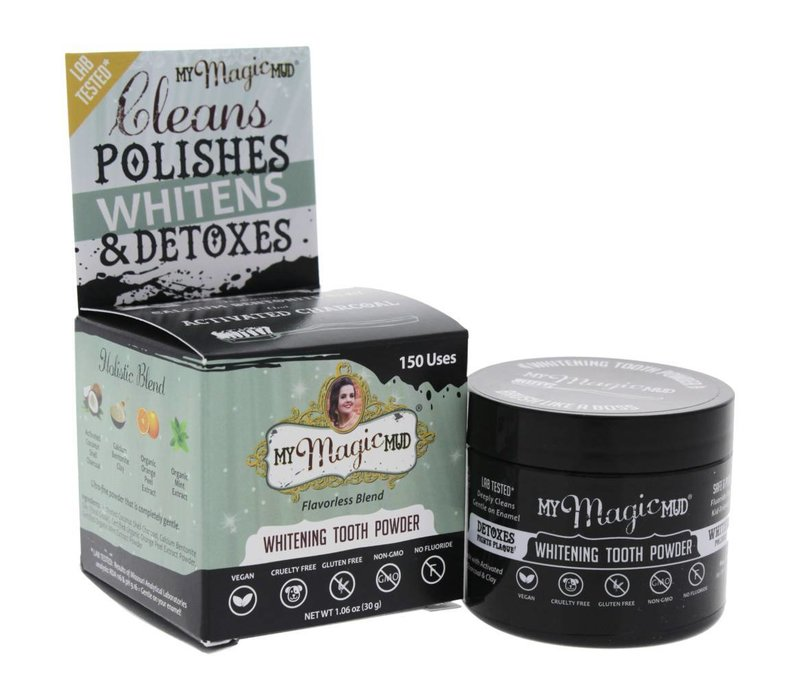 Activated Charcoal Toothpowder