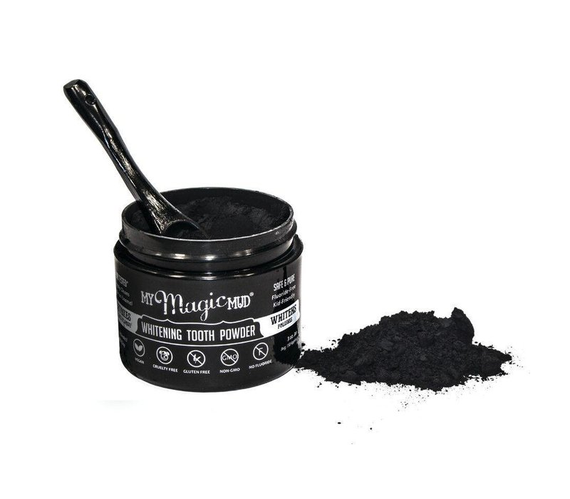 Activated Charcoal Tandpoeder
