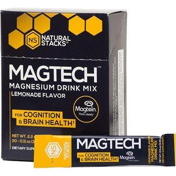 Natural Stacks MagTech™ Magnesium Drink Mix