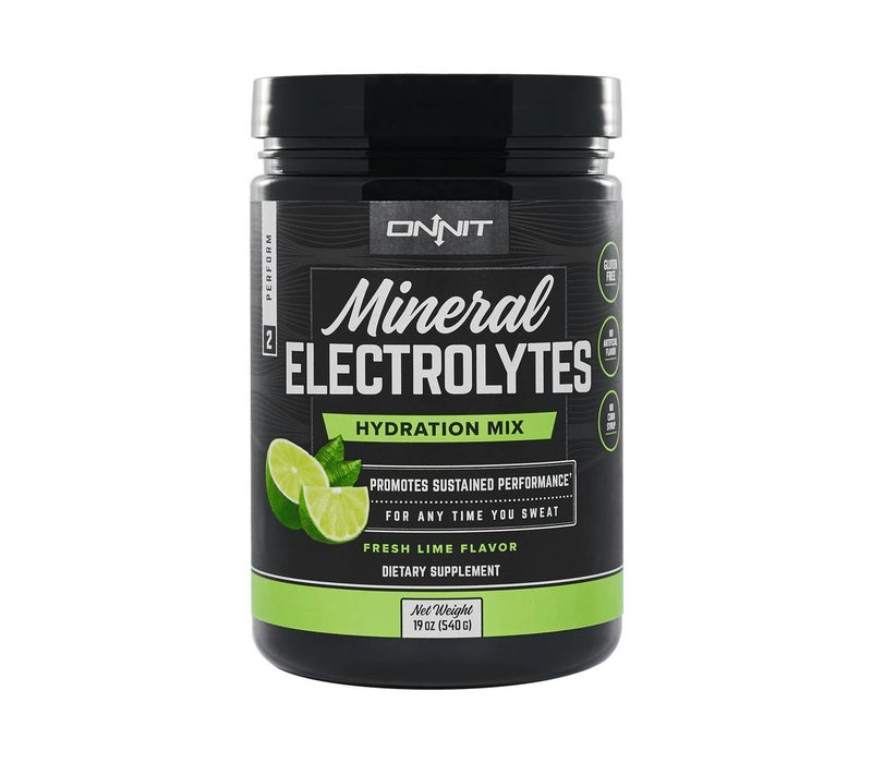 Mineral Electrolytes