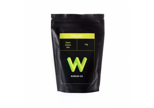 Warrior Coffee Yerba Mate Tea