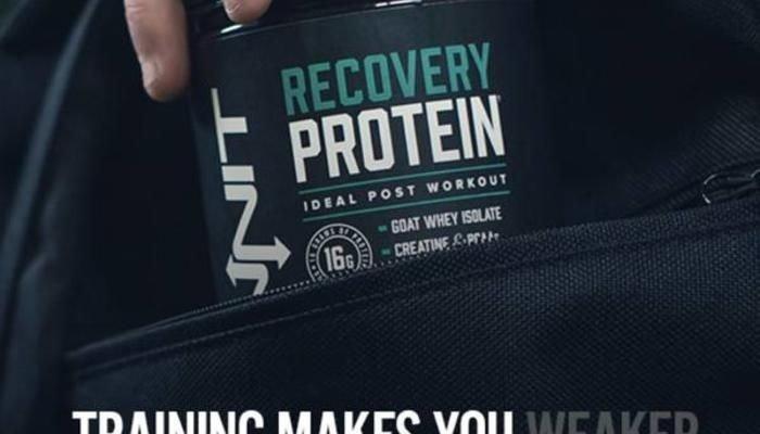 Muskeln erholung