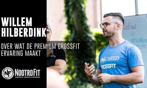 #8 | Willem Hilberdink over wat de premium Crossfit ervaring maakt!