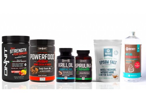 NootroFit Lean & Gain Kit