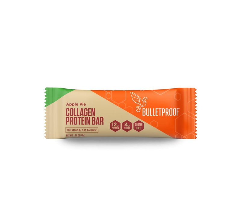 Apple Pie Collagen Bar - 12 stuks