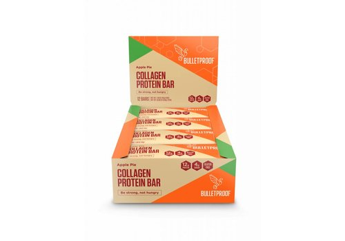 The Bulletproof Executive Apple Pie Collagen Bar