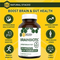 BrainBiotic™ Brain Health Probiotics