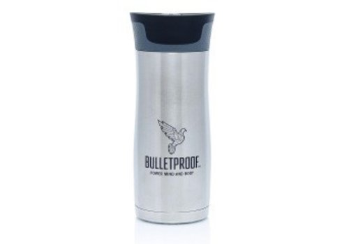 The Bulletproof Executive Travel Mug