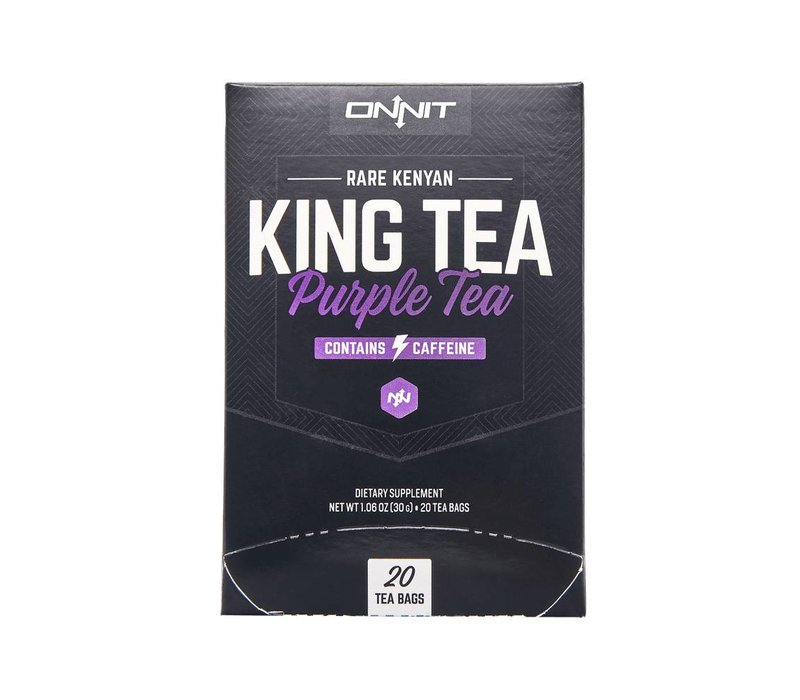 King Tea - Purple Tea