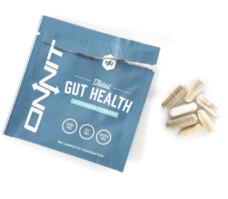 Total Gut Health with Probiotics
