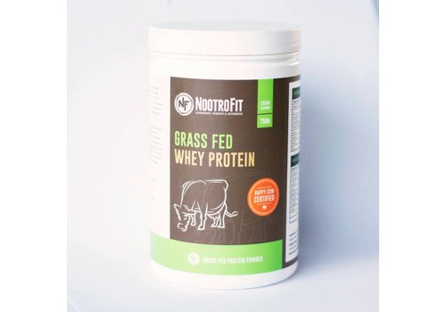 NootroFit Grass-fed Whey Protein