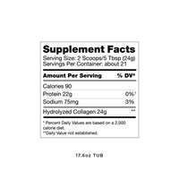 Upgraded™ Collagen - 500 grams
