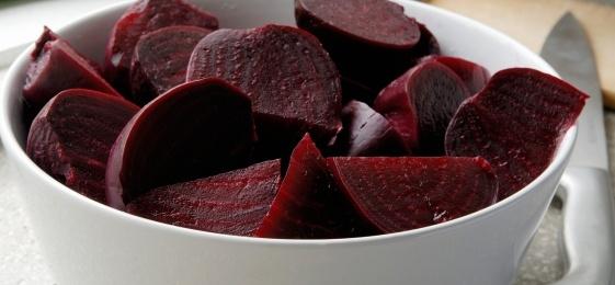 Gemakkelijk en gezond: rode bieten shake