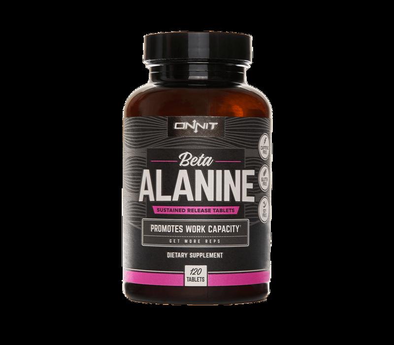 Onnit Beta Alanine Comprimés (120 Comprimés)