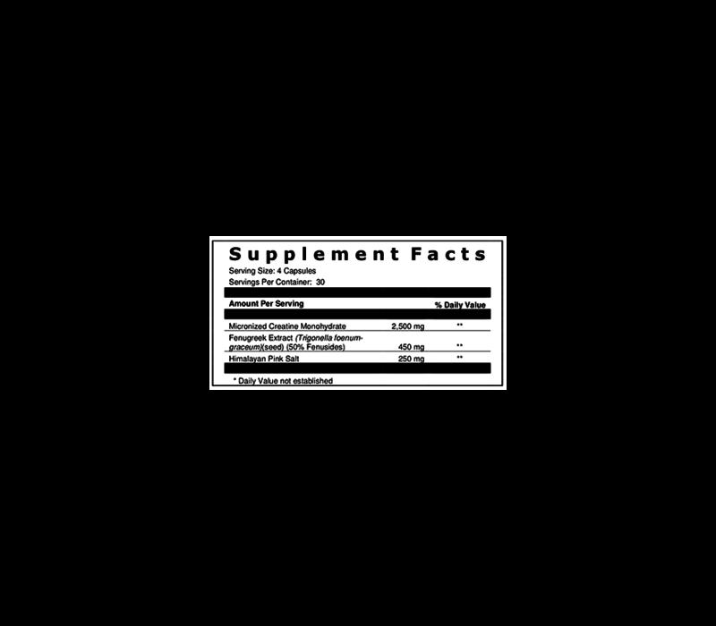 BioCreatine™ Special Creatine Formula - 120 capsules