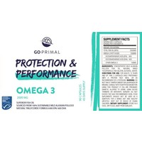 Protection & Performance Omega3