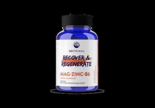 GoPrimal Recover & Regenerate MG:Zn:B6