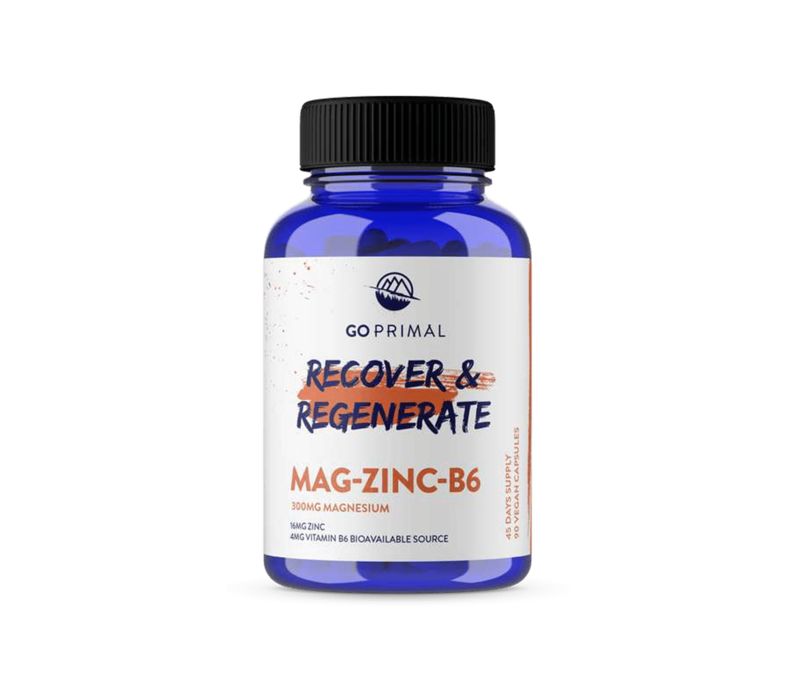 Recover & Regenerate Magnesium