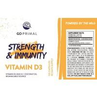 Strenght & Immunity | Vitamin D3
